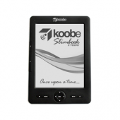 Koobe e-könyv olvasó