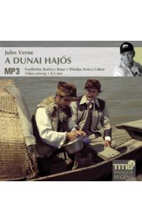 Jules Verne: A dunai hajós hangoskönyv (letölthető)