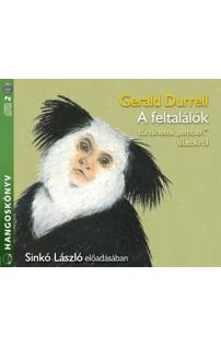 Gerald Durrell: A feltalálók - Történetek emberi állatokról hangoskönyv (audio CD)