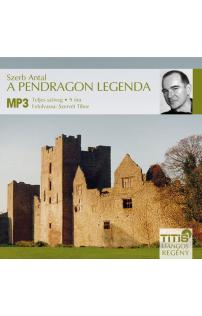 Szerb Antal: A Pendragon legenda hangoskönyv (MP3 CD)