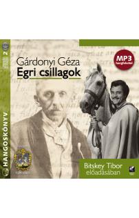 Gárdonyi Géza: Egri csillagok  hangoskönyv (MP3 CD)