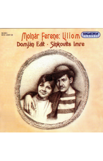 Molnár Ferenc: Liliom hangoskönyv (audio CD)