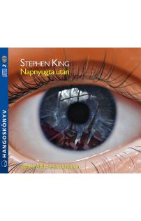 Stephen King: Napnyugta után hangoskönyv (audio CD)