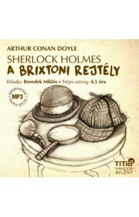 Arthur Conan Doyle: Sherlock Holmes - A brixtoni rejtély hangoskönyv (MP3 CD)