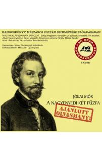 Jókai Mór: A nagyenyedi két fűzfa hangoskönyv (audio CD)