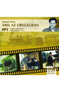 Tamási Áron: Ábel az országban hangoskönyv (MP3 CD)
