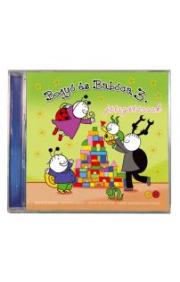 Bartos Erika: Bogyó és Babóca - Játszótársak hangoskönyv (audio CD)