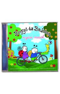 Bartos Erika: Bogyó és Babóca - Nyári mesék hangoskönyv (audio CD)