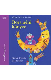 Nemes Nagy Ágnes: Bors néni könyve hangoskönyv (MP3 CD)