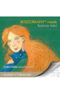 Boldizsár Ildikó: Boszorkányos mesék hangoskönyv (audio CD)