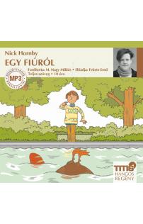 Nick Hornby: Egy fiúról hangoskönyv (MP3 CD)