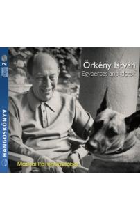 Örkény István: Egyperces anekdoták hangoskönyv (audio CD)