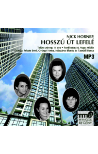 Nick Hornby: Hosszú út lefelé hangoskönyv (MP3 CD)