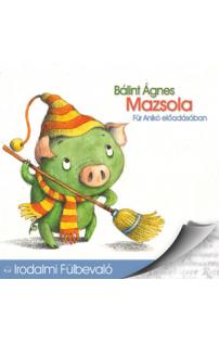 Bálint Ágnes: Mazsola hangoskönyv (audio CD)