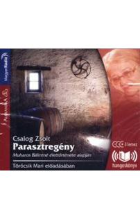 Parasztregény hangoskönyv (audio CD)