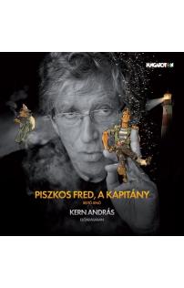 Rejtő Jenő: Piszkos Fred, a kapitány hangoskönyv (MP3 CD)