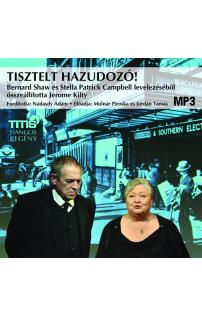 Jerome Kilty: Tisztelt Hazudozó! hangoskönyv (MP3 CD)