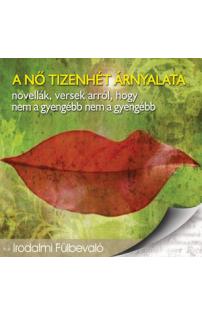 A nő tizenhét árnyalata hangoskönyv (audio CD)