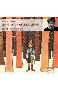 Tamási Áron: Ábel a rengetegben hangoskönyv (MP3 CD)