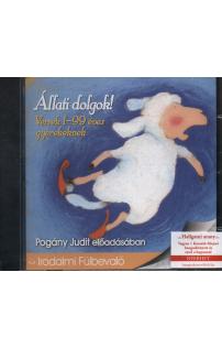 Állati dolgok! - Versek 1-99 éves gyerekeknek hangoskönyv (MP3 CD)