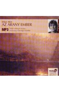 Jókai Mór: Az arany ember hangoskönyv (MP3 CD)