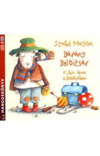 Szabó Magda: Bárány Boldizsár hangoskönyv (audio CD)