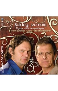 Boldog, szomorú hangoskönyv (audio CD)