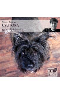 Márai Sándor: Csutora hangoskönyv (MP3 CD)
