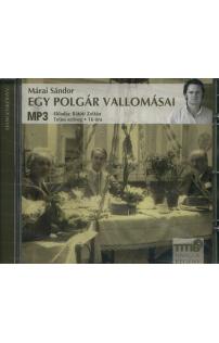 Márai Sándor: Egy polgár vallomásai hangoskönyv (MP3 CD)