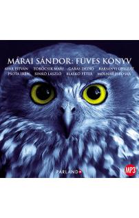 Márai Sándor: Füves könyv hangoskönyv (MP3 CD)