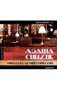 Agatha Christie: Gyilkosság az Orient expresszen hangoskönyv (audio CD)