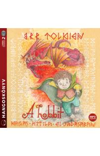 J. R. R. Tolkien: A hobbit hangoskönyv (MP3 CD)