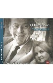 Örkény István: Macskajáték hangoskönyv (audio CD)