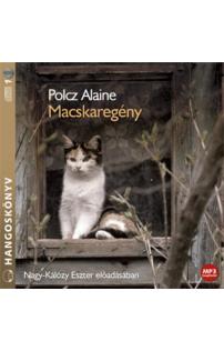 Polcz Alaine: Macskaregény hangoskönyv (MP3 CD)