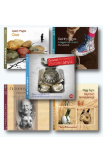 Magyar szépírók – 5 hangoskönyv (MP3 CD)
