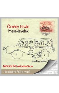 Örkény István: Mese-levelek hangoskönyv (audio CD)
