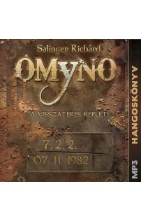 Salinger Richárd: Omyno hangoskönyv (MP3 CD)