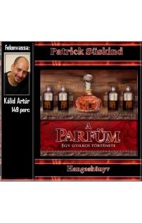 Patrick Süskind: A parfüm hangoskönyv (audio CD)