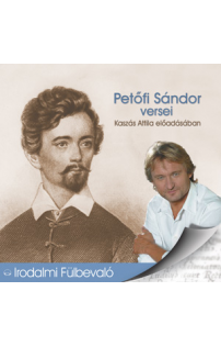 Petőfi Sándor versei hangoskönyv (audio CD)