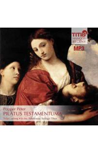 Popper Péter: Pilátus testamentuma hangoskönyv (MP3 CD)