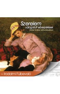 Szerelem hangoskönyv (audio CD)