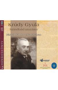 Krúdy Gyula: Szindbád utazásai hangoskönyv (audio CD)