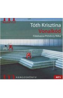 Tóth Krisztina: Vonalkód hangoskönyv (MP3 CD)