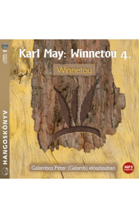 Karl May: Winnetou (Winnetou 4) hangoskönyv (MP3 CD)
