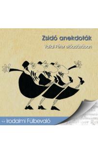 Zsidó anekdoták hangoskönyv (audio CD)