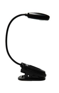 Mighty Bright - MiniFlex LED olvasólámpa fekete