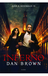 Dan Brown: Inferno filmes borító