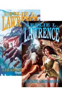 Leslie L. Lawrence: A jégbe fagyott sárkány kolostora I-II.