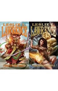 Leslie L. Lawrence: A kútba rejtett szobor kolostora I-II.