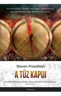 Steven Pressfield: A tűz kapui